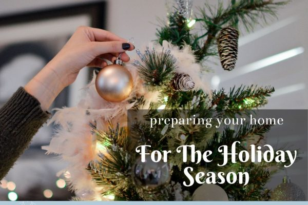 How To Spruce Up Your Home For The Holidays Quickly And Easily