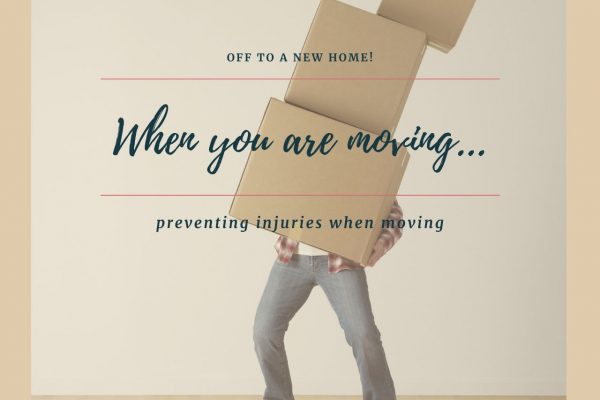 How Can You Prevent Injuries When Moving Furniture?