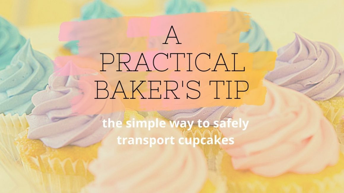 The Simple Way To Safely Transport Cupcakes