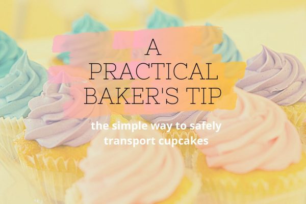 How To Transport Cupcakes Without Damaging Them