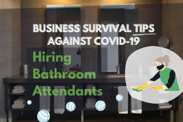How Bathroom Attendants Can Help Prevent The Spread Of COVID-19