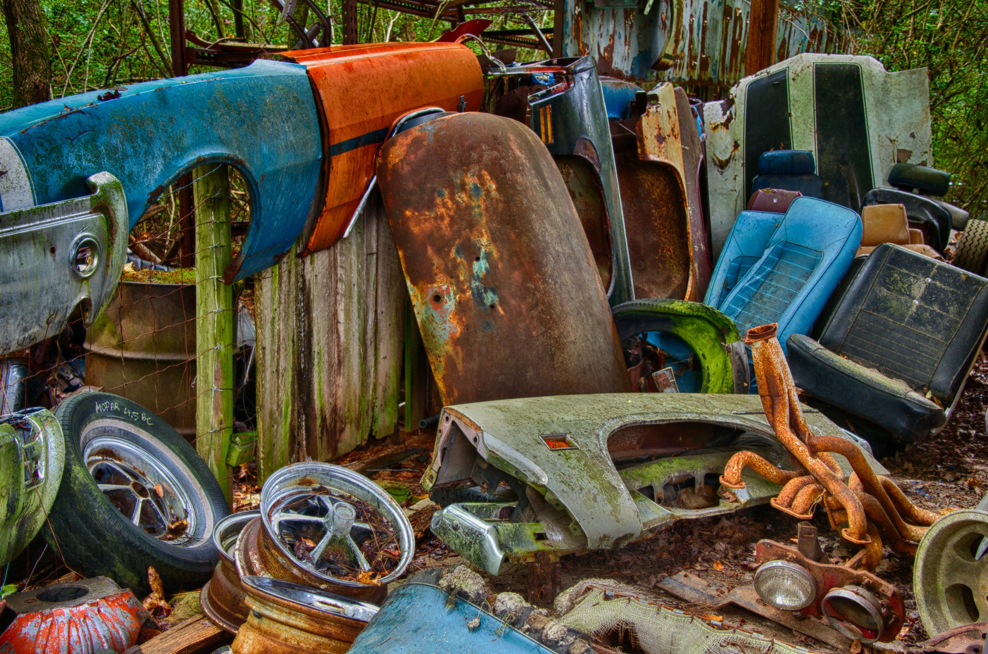 The Many Uses Of Scrap Metal Recycling